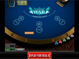 Casino War Tips and Trick - How to play this one of the most popular casino game ever created